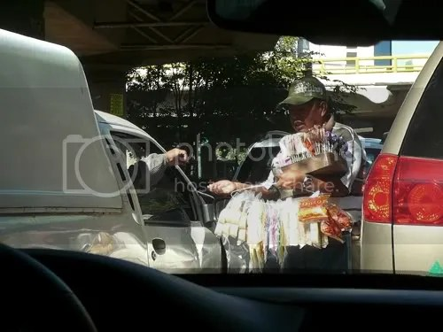 Mexico Road Seller 1