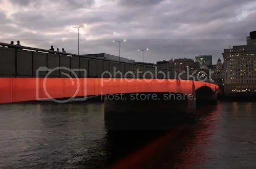 Red London Bridge - 5