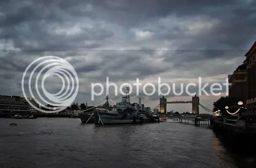 Red London Bridge - 1