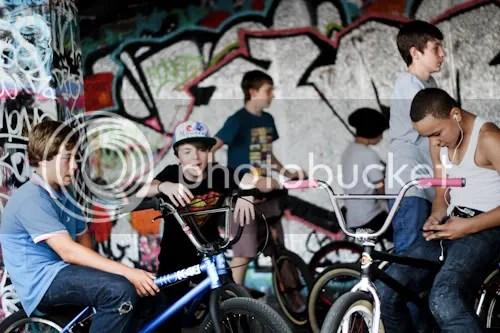 Southbank Thames Festival BMX Skateboard 6