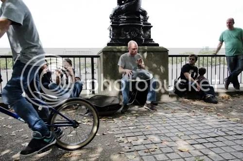 Southbank Thames Festival Hang Drum Player 7