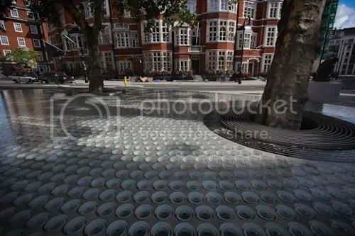 Tadao Ando Silence Fountain Connaught London 5