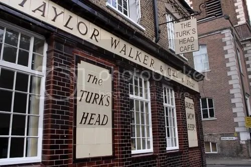 The Turks Head Wapping 4