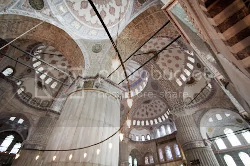 AJ Istanbul Blue Mosque 6