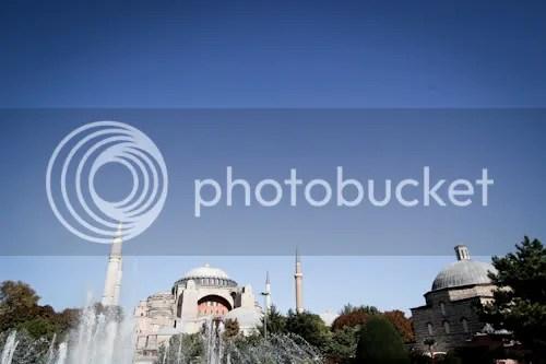 AJ Istanbul Hagia Sophia 1