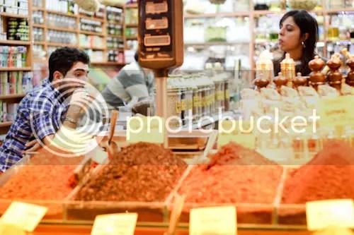 Istanbul Spice Bazaar 10