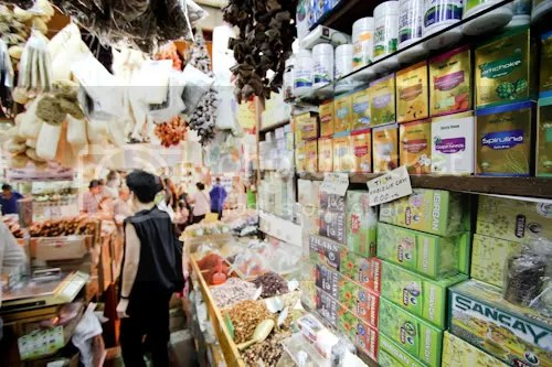 Istanbul Spice Bazaar 12