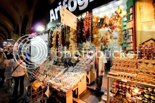 Istanbul Spice Bazaar 15