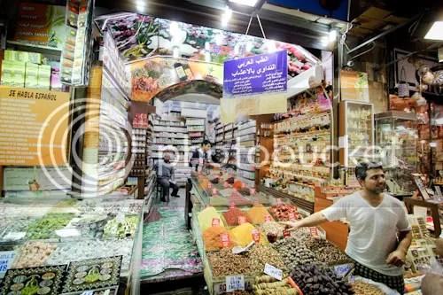Istanbul Spice Bazaar 16