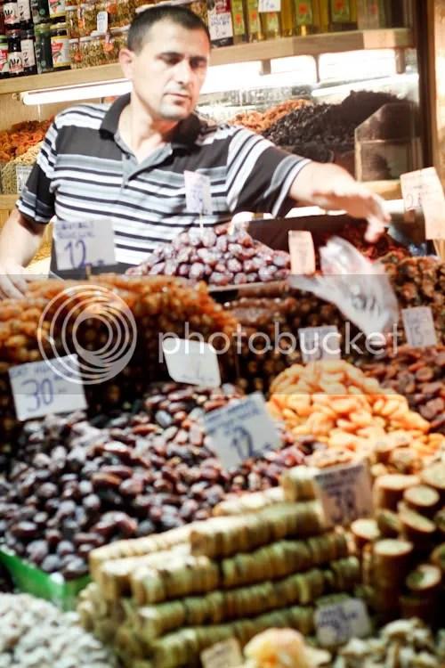Istanbul Spice Bazaar 17