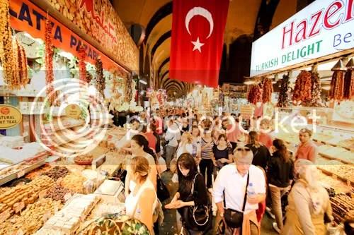 Istanbul Spice Bazaar 4