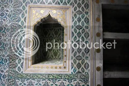 Istanbul Topkapi Palace Harem 13