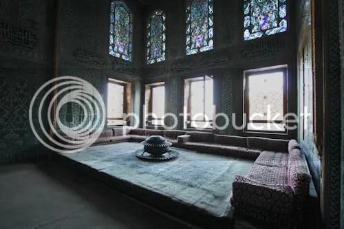 Istanbul Topkapi Palace Harem 18