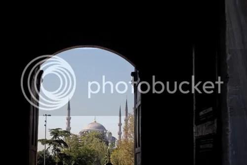 Istanbul Topkapi Palace Harem 23
