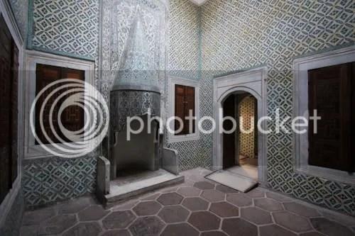 Istanbul Topkapi Palace Harem 8