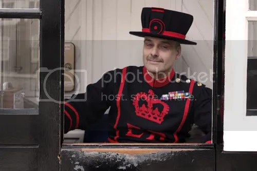 Tower of London Beefeater 5
