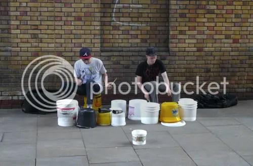 brick lane drummers 2