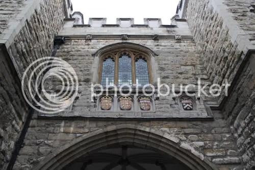 Clerkenwell St John's Gate 1