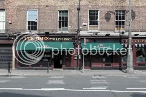 Dublin City Pub 5
