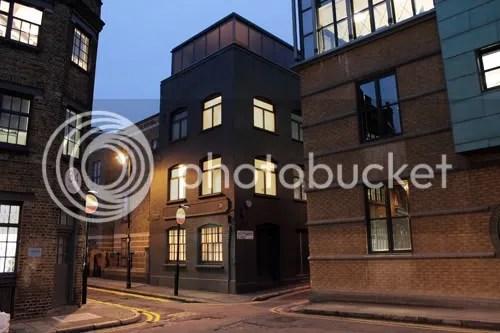 David Adjaye Fog House Street-Porter