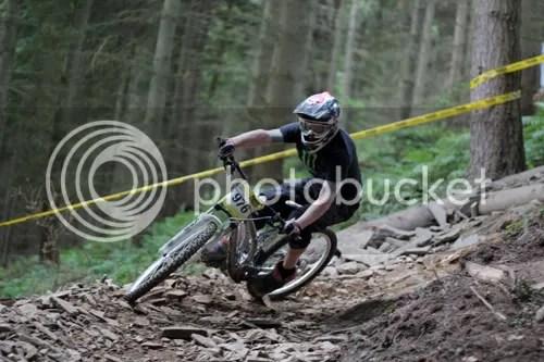 hopton castle downhill mountain bike 11