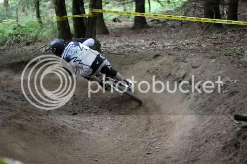 hopton castle downhill mountain bike 15