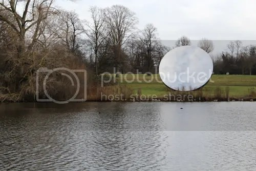 Anish Kapoor Hyde Park 2