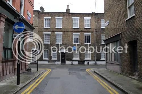London Brick Architecture A4