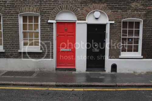 London Brick Architecture A5