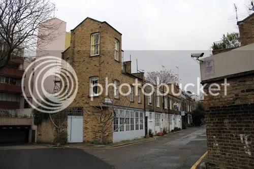 London Brick Architecture A7