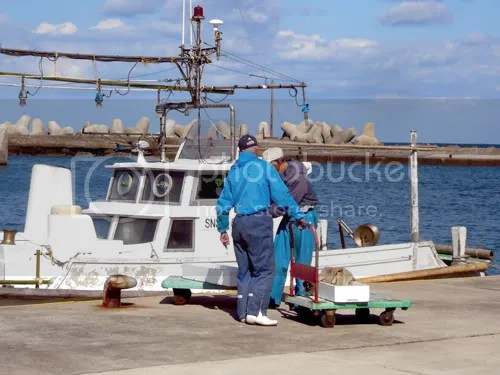 Oda Fishermen 8