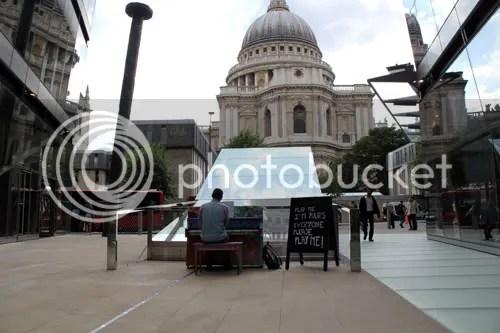 Street Piano London 2011 1
