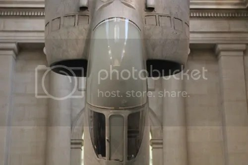 Tate Britain Fiona Banner Harrier 2