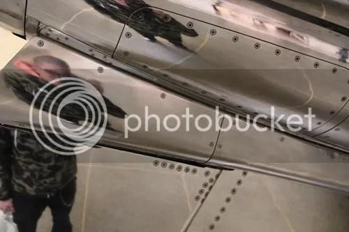 Tate Britain Fiona Banner Jaguar 3