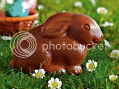 Dark Chocolate Easter Bunnies