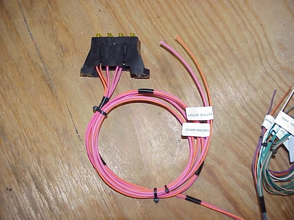 Custom Fuel Injection Wiring Harness Electrical Diagram Lsx Rework Services U2022 Pump Connector