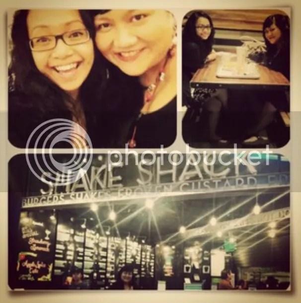 shake shacked
