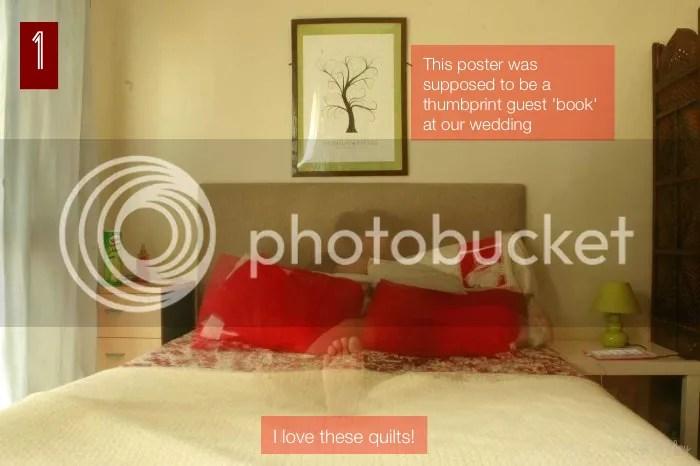 DG studio bed area