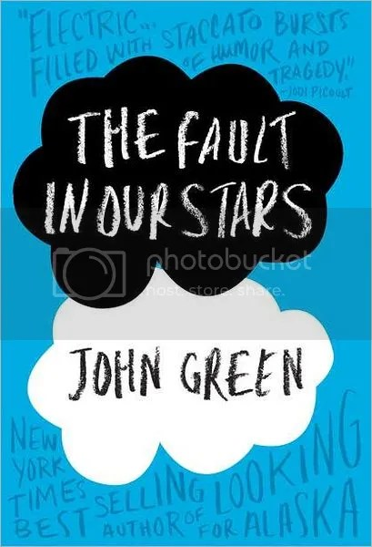 The Fault in our stars by John Green- about cancer and dying and teenage love