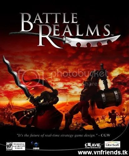 Battle Realms, Games vnfirends.tk