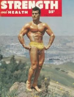 Godfather of Fitness, Jack Lalanne