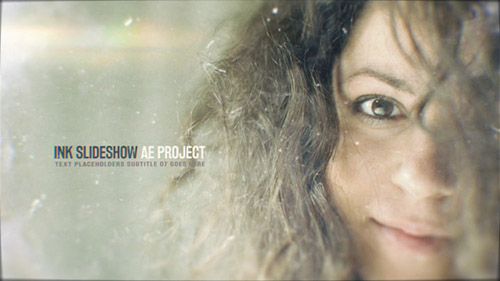 Ink Slideshow 12871532 - Project for After Effects (Videohive)