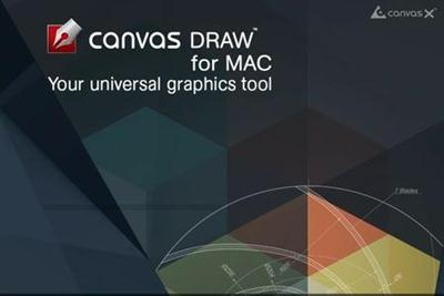 ACD Systems Canvas Draw 3.0.5 Build 274 (Mac OSX)