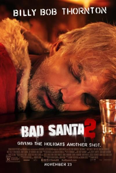 Bad Santa 2 2016 UNRATED BRRip XviD AC3-iFT