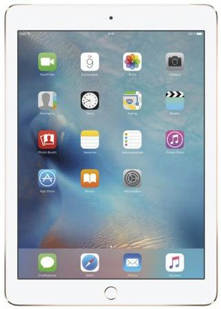 Планшет Apple iPad Air 2 Wi-Fi + Cellular 32GB Gold MNVR2RU, A