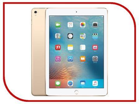 Планшет APPLE iPad Pro 9.7 128Gb Wi-Fi + Cellular Gold MLQ52RU/A