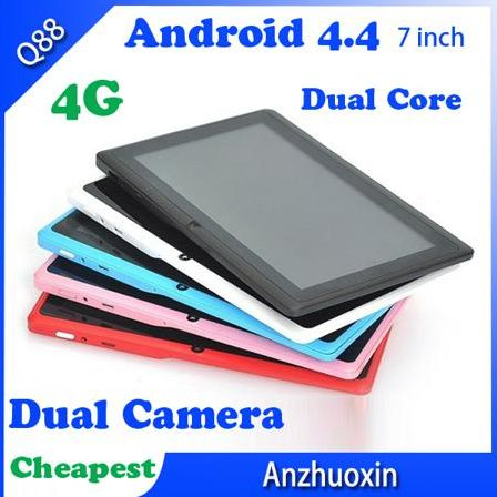 Планшетный ПК D-one 7 Wifi Android 4.4 4 Tablet PC