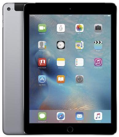 Apple Apple iPad Air 2 128Gb Wi-Fi + Cellular (серый)