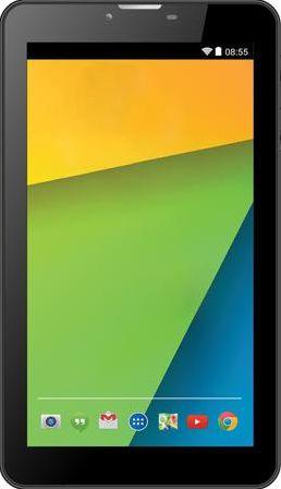 Supra M74KG 7.0&quot 8Gb LTE Black