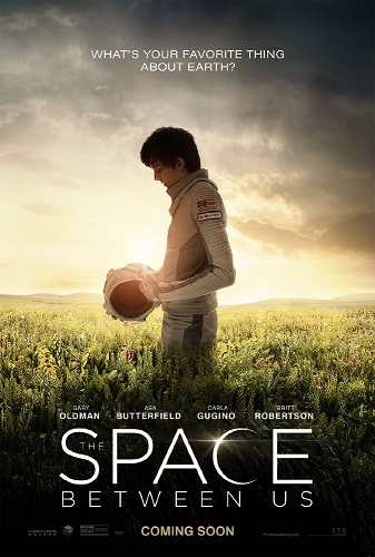 The Space Between Us 2017 720p HC HDRip x264 AC3-EVO